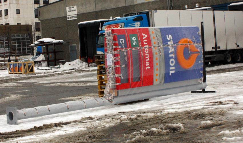 Statoil-profilering på vei