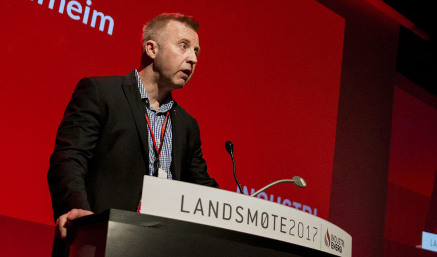 Frode Alfheim - Landsmøte 2017