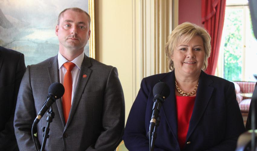 Robert Eriksson og Solberg