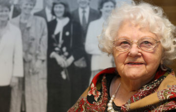 Norske pensjonister - Bestemor Bjørg