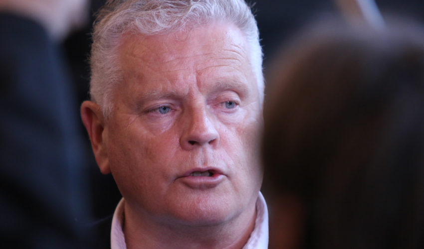 Jan Davidsen, Pensjonistforbundet