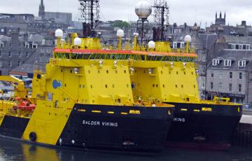 Balder Viking - Aberdeen