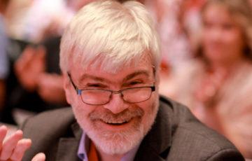 Leif Sande, LO-kongress 2013