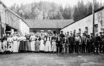 Nydalens fabrikker (1890-tallet)