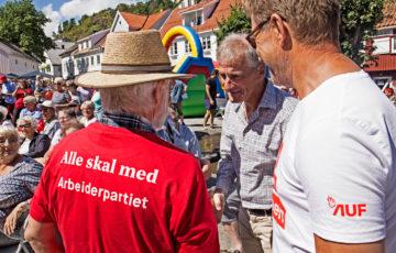 Familiedag i Kragerø