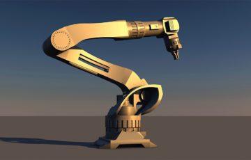 Moderne robot
